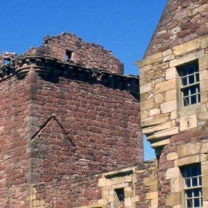 Bild Burleigh Castle