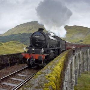Bild Eine nostalgische Fahrt mit der Jacobite Dampflok