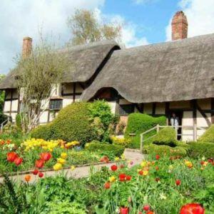 Bild Gartenrundreise England