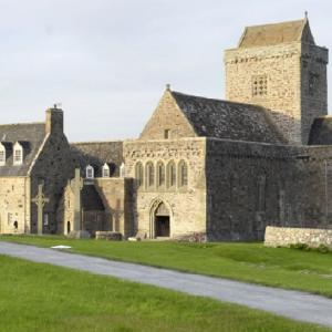 Bild Iona Abbey