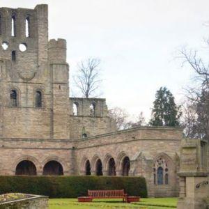 Bild Kelso Abbey