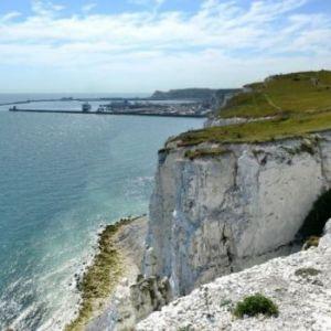 Bild Klippen bei Dover