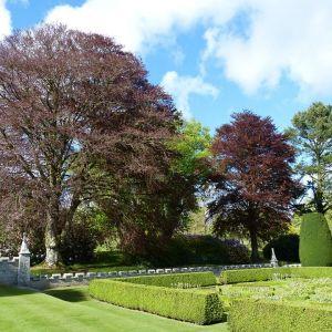 Bild Gartenanlage in Südengland