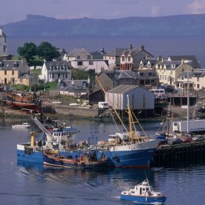 Bild Mallaig an der Westküste Schottlands