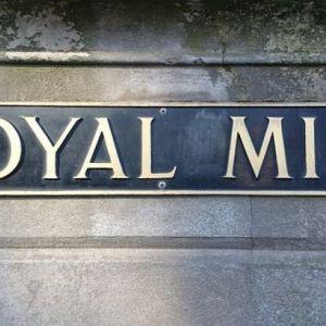 Bild Die Royal Mile - absolutes Must see