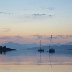Bild Blick auf Loch Ness