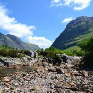 Bild Natur Pur verspricht ein Schottland Urlaub