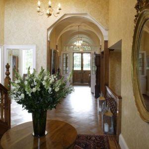 Bild Der Eingangsbereich mit einem Händchen fürs Detail