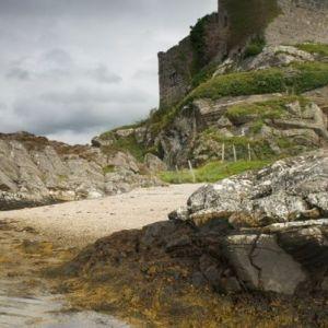 Bild Tioram Castle