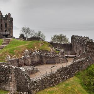 Bild Urquarth Castle