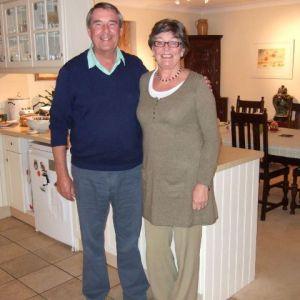 Bild Zu Gast bei Sally in Falmouth