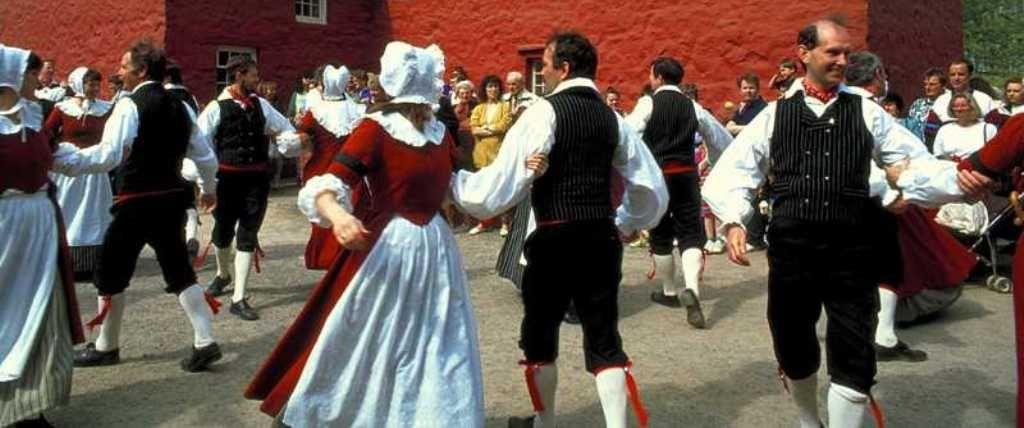 Walisische Traditionen