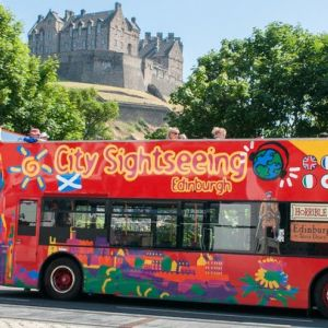 Reise durch Schottland - Hop on Hop off Tour