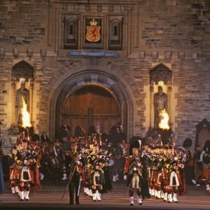 Kurzreisen zum Military Tattoo in Edinburgh