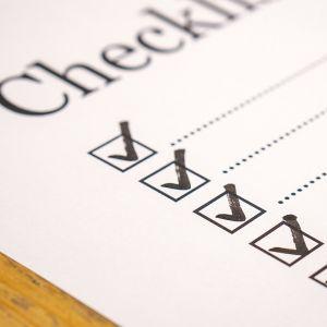 Seite 'Checkliste' anzeigen