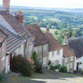 Romantische Dörfer prägen Cornwall - Pilcher Rundreisen