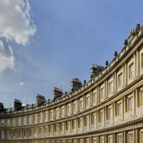 Ein Besuch in Bath darf auf der Tour natürlich nicht fehlen