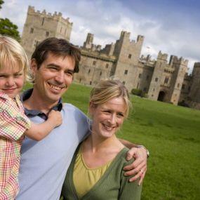 Cornwall und Devon - ein Paradies für Fans von alten Gemäuern