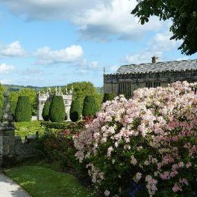 Herrenhäuser prägen das Bild Südenglands - Gartenreise England