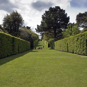 Hidcote Manor Garden lädt zu einem Spaziergang ein