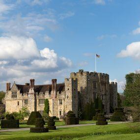 Hever Castle ist einen Besuch wert