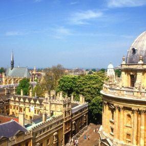 Heute steht Oxford auf Ihrem Programm