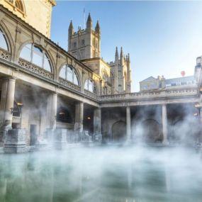 Die Kurstadt Bath
