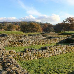 Ruinen in Chester - England Urlaub