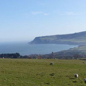 Beeindruckende Landschaft im Norden Englands