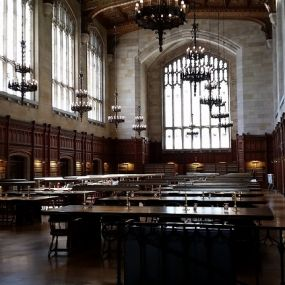 Harry Potter Libary - Oxford