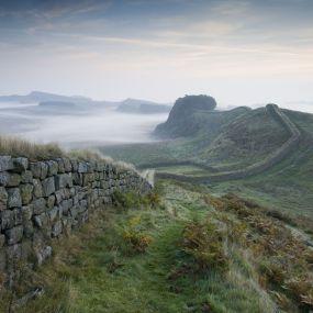 Spazieren Sie entlang des Hadrian Walls - Urlaub in England