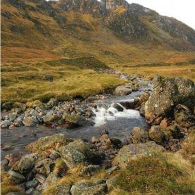 Corrie Fee in Zentralschottland - Schottland Rundreise