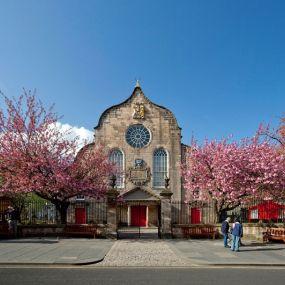 Kirk of Holyroodhouse, Edinburgh