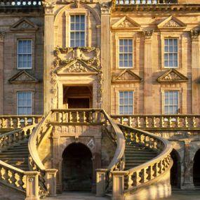 Dumlanring Castle Fassade