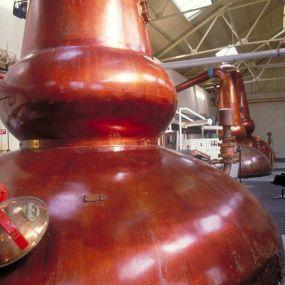 Lassen Sie sich von der Kunst der Whiskyherstellung beeindrucken