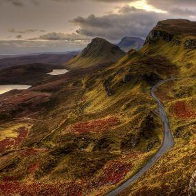 Erleben Sie die schottischen Highlands auf Ihrer Reise - Whisky Tour Schottland