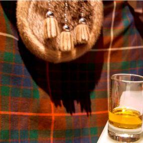 Kilts und Whisky - Markenreichen der Schotten