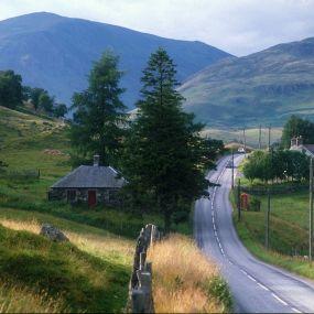 Pertshire  - Whisky Tour Schottland