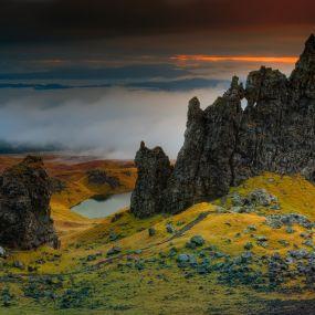 Erleben sie die wunderschöne Natur Schottlands - Whiskyreise