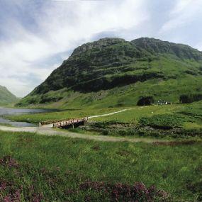 Spazieren Sie durch die schottische Nationalparks - Schottland Rundreise