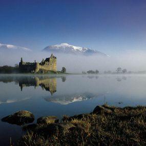 """""""Zu Gast bei Lord & Lady"""" - Kilchurn Castle"""
