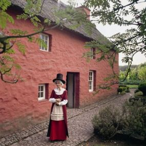 Das Museum of Welsh Life