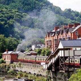 Llangollen in Wales