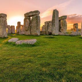 Sie besuchen auch das bekannte Stonehenge auf Ihrer Busrundreise in Südengland & Cornwall