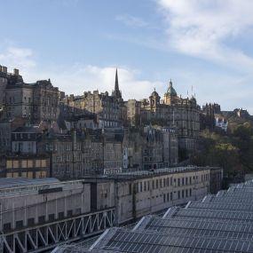 Edinburgh - Busrundreise Schottland
