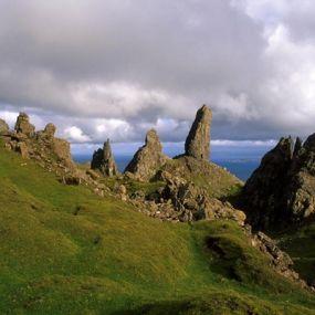 Ein Besuch auf der Isle of Skye - Busreise Schottland