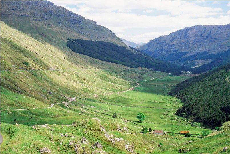 Scotland Highlands And Islands Tour