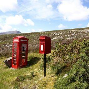 Erleben sie die wunderschöne Natur Schottlands - Busrundreise Schottland