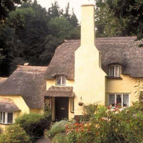 Willkommen in Südengland - dem Land von Cottages & Cream Tea