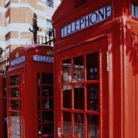 London - Ausgangspunkt der Minibustour